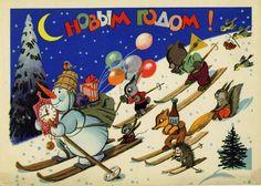 Хочу поздравить - a716be3565a8080dd52831453463cbf7--post-card-christmas-cards.jpg