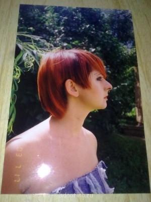 Здесь так же полностью образ разработан и создан мною девушке даже брови в красный цвет выкрасили  - Фото1211.jpg
