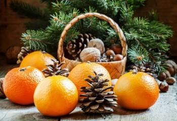 Чем для вас пахнет Новый год? - Christmas_Citrus_Nuts_460795.jpg
